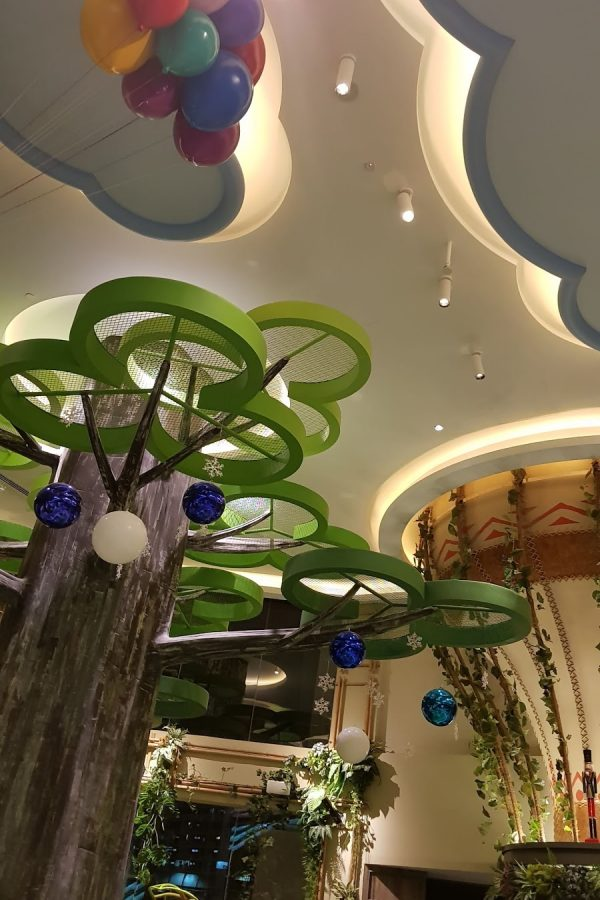 Genting Theme Park Hotel Lobby, Genting Highlands, Pahang, Malaysia