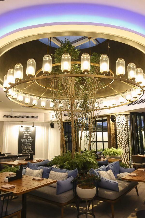 Grand Hyatt - Pool Side Restaurant, Kuala Lumpur, Malaysia