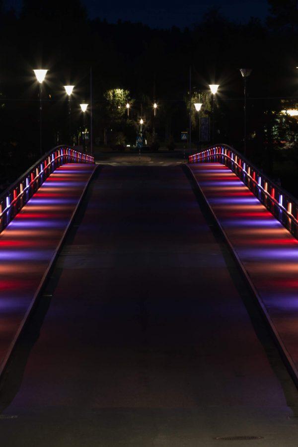 Leksand Bridge, Sweden (Custom Build)