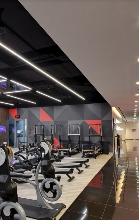 Virgin Active Gym, Tanjong Pagar, Singapore