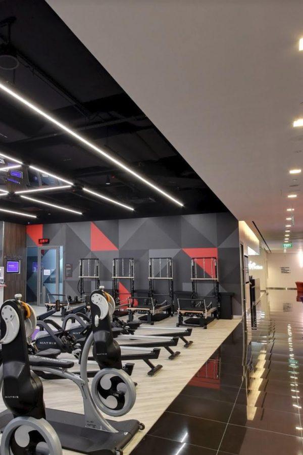 Virgin Active Gym, Tanjong Pagar, Singapore